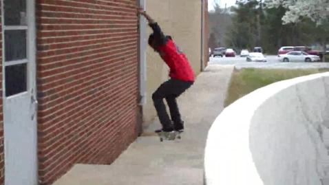 Thumbnail for entry Video I News: Skateboarding