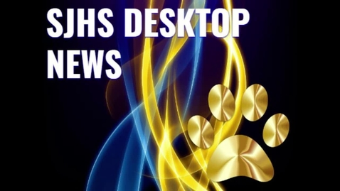Thumbnail for entry SJHS News 11.12.20
