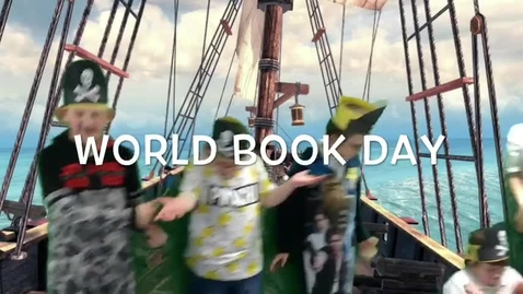 Thumbnail for entry World Book Day 2018
