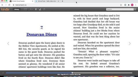 Thumbnail for entry Chs 7-8 Donavan's Word Jar