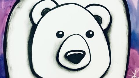 Thumbnail for entry Polar Bear Drawing
