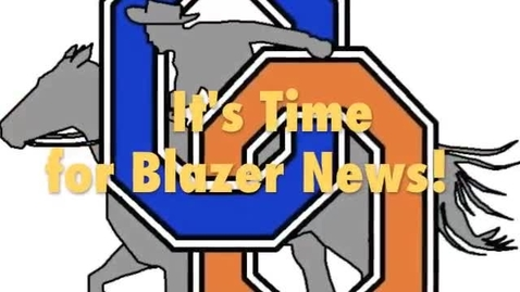Thumbnail for entry Blazer News 3_28_14