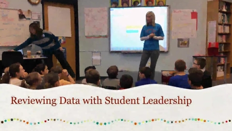 Thumbnail for entry Independence Elementary School Student Leadership Data