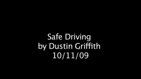 Thumbnail for entry psa safe driving