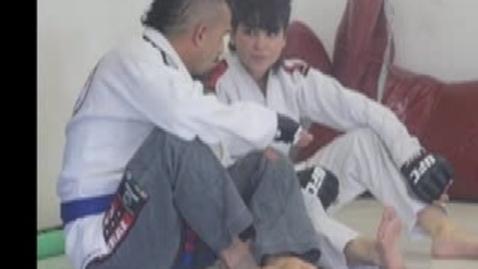 Thumbnail for entry Marissa MMA Fight