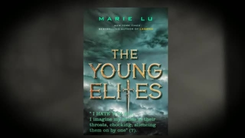 Thumbnail for entry The Young Elites Book Trailer