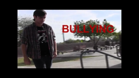 Thumbnail for entry About Bullying