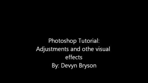 Thumbnail for entry hue/saturation