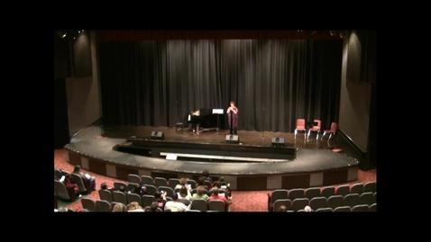 Thumbnail for entry South Newton Choir - Smorgasbord 2012