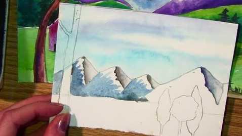 Thumbnail for entry watercolor ground part 2