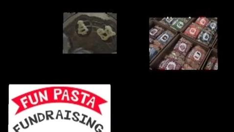 Thumbnail for entry Spring 2010 - Pasta Fundraiser