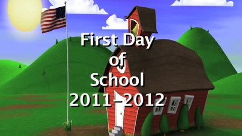 Thumbnail for entry First Day of School Richland One