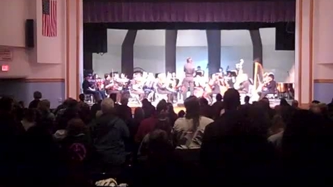 Thumbnail for entry Winter Concert 2 12/15/10