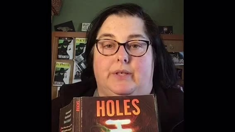 Thumbnail for entry Read Aloud Holes Chapter 14