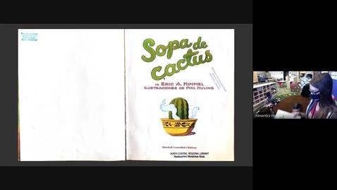 Thumbnail for entry Sopa de Cactus