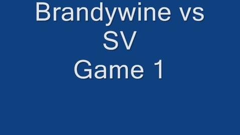 Thumbnail for entry sv vs bw gm1
