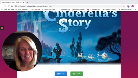Thumbnail for entry Cinderella