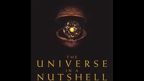 Thumbnail for entry The Universe in a Nutshell by Stephen Hawking