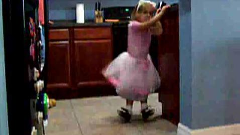 Thumbnail for entry ellie tap dance
