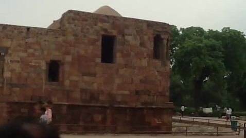 Thumbnail for entry Qutab Minar