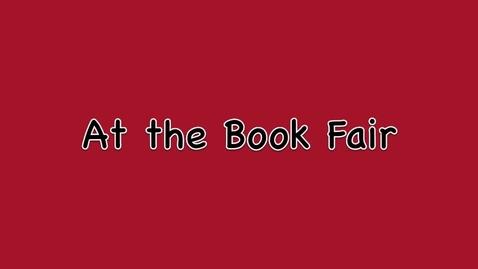 Thumbnail for entry Book Fair 4