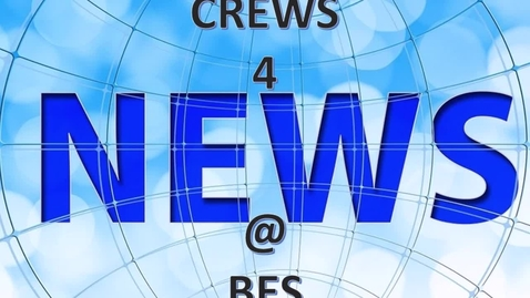 Thumbnail for entry CREWS 4 NEWS @ BES - October 22, 2021