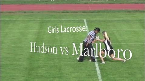Thumbnail for entry Alyssa Whitney Girls Lacrosse