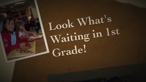 Thumbnail for entry What is happening in 1st Grade at the Catholic Schools of Fairbanks!