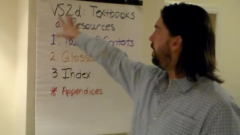 Thumbnail for entry VS2d - Textbooks as Resources