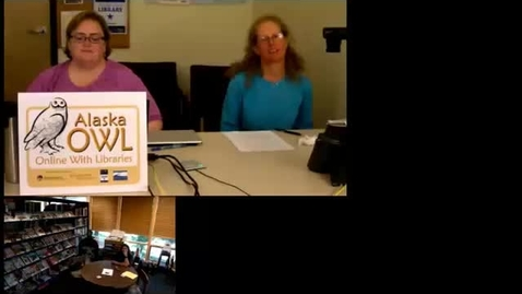 Thumbnail for entry OWL Videoconference: DIgitial Discretion June 2013