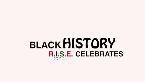 Thumbnail for entry  Ladue R.I.S.E celebrates Black History Month - Brandon Ford