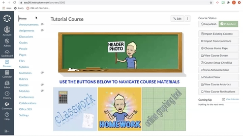 Thumbnail for entry linking files and images in canvas