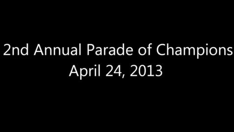Thumbnail for entry RUSD Parade of champions