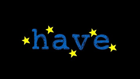 "Thumbnail for entry Have- Sight Word Song for the word ""Have"""