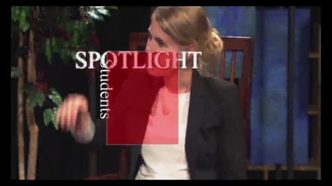 Thumbnail for entry Ashland Principal Visits Spotlight News