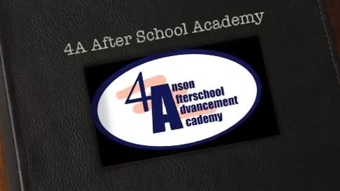 Thumbnail for entry 4A Afterschool Academy