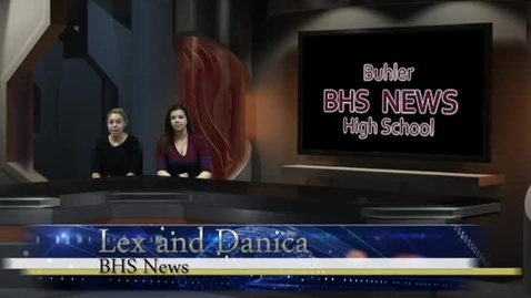 Thumbnail for entry BHS News April 20th 2016
