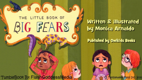 Thumbnail for entry The Little Book Of Big Fears