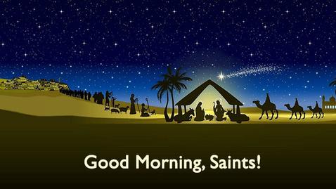 Thumbnail for entry Saints @ 8 - December 17, 2020