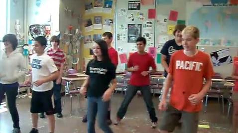 Thumbnail for entry Mrs. Vena's El Cinco de Mayo Celebration-MS