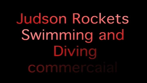 Thumbnail for entry JHS Swim Team Commercial