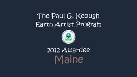 Thumbnail for entry Paul R. Keough Award- Environmental Awareness