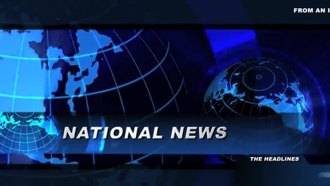 Thumbnail for entry Network News Intro Adobe After Effects Template