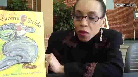 Thumbnail for entry Author Andrea Davis Pinkney