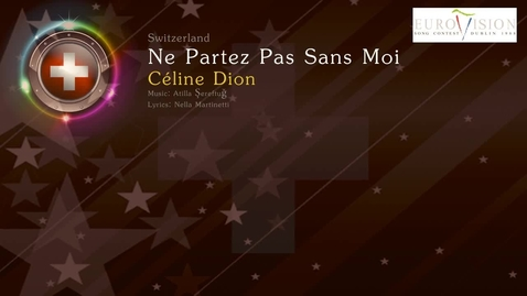 Thumbnail for entry Ne Partez Pas Sans Moi!