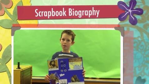 Thumbnail for entry Rowan's Scrapbook Biography