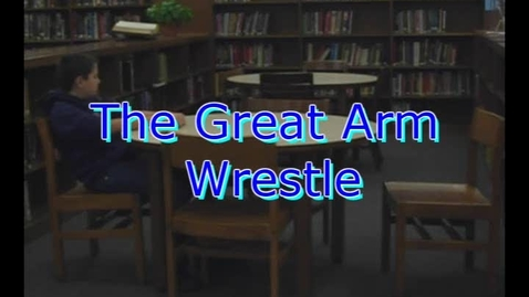 Thumbnail for entry The great arm wrestle