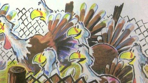 Thumbnail for entry 'Twas the Night Before Thanksgiving