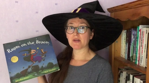 Thumbnail for entry Room on the Broom