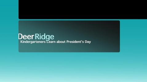 Thumbnail for entry President's Day